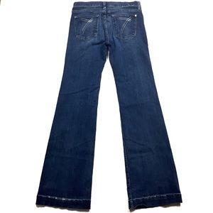 7 For All Mankind The Slim Trouser Dojo Jean